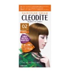 クレオディーテのヘアカラークリーム